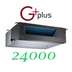 داکت اسپلیت جی پلاس 24000 اینورتر سری K
