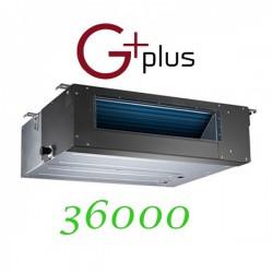 داکت اسپلیت جی پلاس 36000 اینورتر سری K